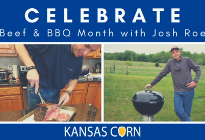 Celebrating Beef and BBQ Month with Josh Roe