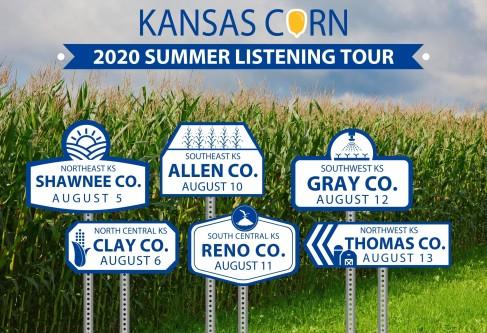 August Features Kansas Corn's Listening Tour Plus Soil Health Field Day
