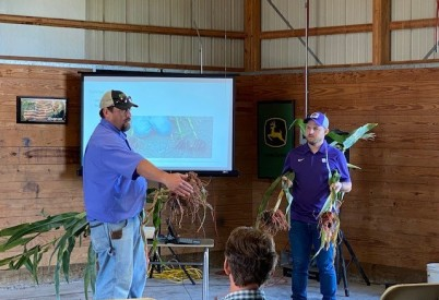 Soil Health Partnership Hosts Field Day in Spring Hill
