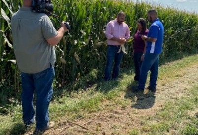 Kansas Corn Grower Featured in RFDTV's Cattleman to Cattleman