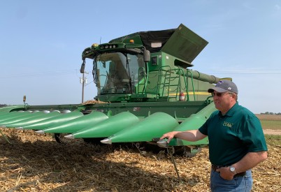 Kansas Corn Hosts Trade Teams—Virtually