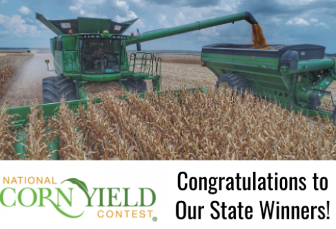 National Corn Yield Contest: Kansas Winners