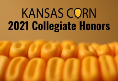 Kansas Corn Recognizes Collegiate Honors During Annual Symposium