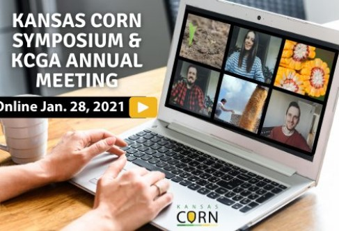 National Corn, Ethanol Leaders to Speak at Online Kansas Corn Symposium and Annual Meeting