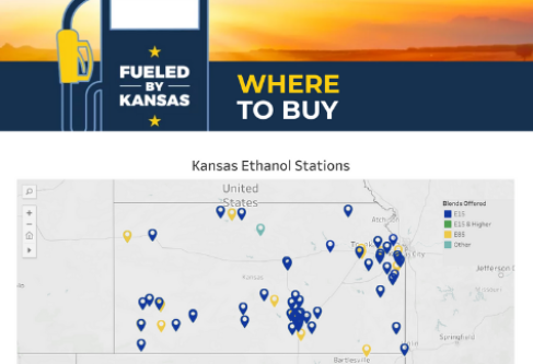 Find E15 Fuel Here!