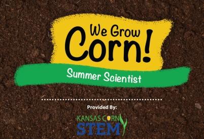 Kansas Corn STEM Launches Summer Scientist Program