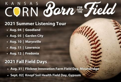Kansas Corn Invites Farmers to Summer Listening Tour Stops