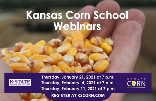 Web Kansas Corn School Webinars
