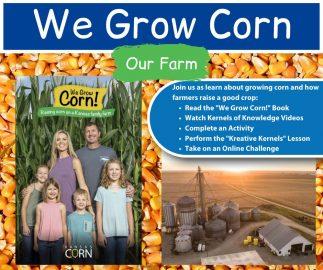 Unit 1  Kansas Corn STEM Library Series