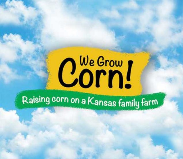 We Grow Corn Book Logo